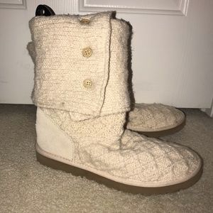 UGG Lattice Cardy Boot